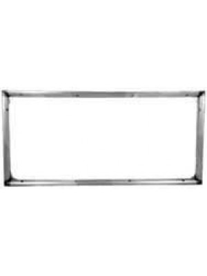 A-48247  Steel Rear Window Frame- fits all 1928-1931 coupes and tudor sedans and 1930 4 door sedans