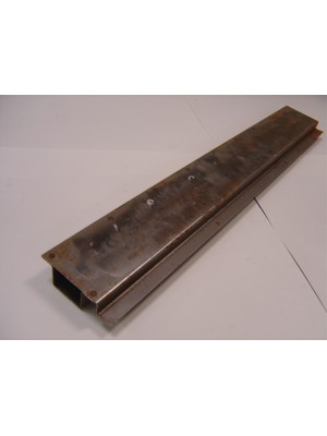 A-55007-B  Pickup Bed Rear U Channel Repair Panel- 1928-Early 1931