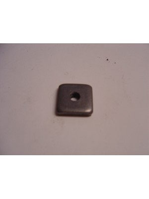 A-55110-E  Big Square Nut for upper seat back retainer clip (A55110D)