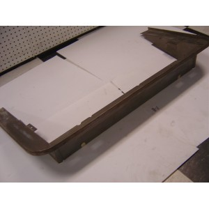 A-70071  Front Seat Riser- 1928-1929 Roadster