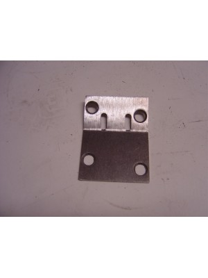 A-70152  1930-1931 Coupe 1/4 window wood to roof rail bracket- Ledt or right side- Above 1/4 window