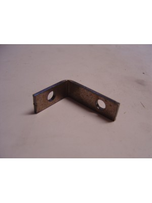 A-70155  1930-1931 Coupe Rear window frame lower bracket- left or right side