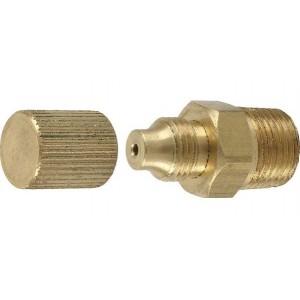 A-80020  Water Pump Rear Brass Cov. Fitting