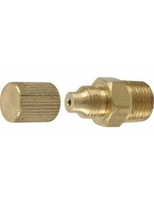 A-80020  Water Pump Rear Brass Cov. Fitting