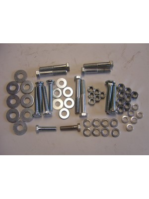 A-80036  Body to Frame Bolt Set 1930-Early 1931 4 door sedans