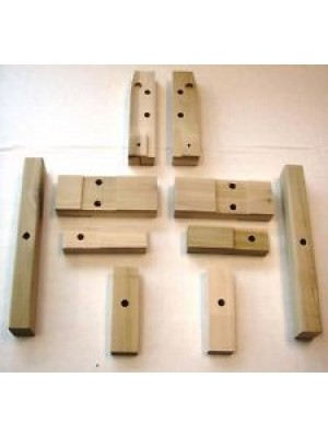 A-81016  Body Block Set- 30-31 Rdstr/Phae