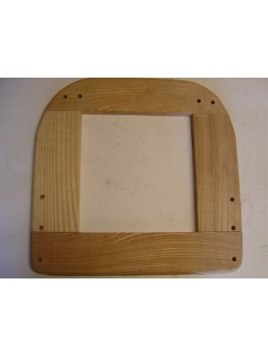 A-82500 Seat Frame Wood- Tudor Sedan Front  Seat Lower