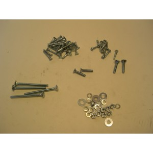 A-82604  Top Wood Bolt Kit- 1928-1929 Closed Cab Pickup
