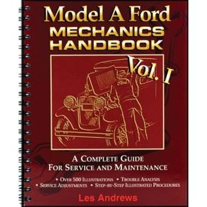 A-99000  Mechanics Manual- Volume I