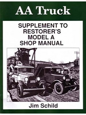 A-99033  Model A Shop Manual- Volume 2- By Jim Shilds