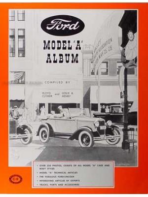 A-99011  Ford Model A Album