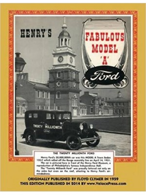 A-99012  Henrys Fabulous Model A