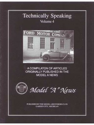A-99030-D Technically Speaking - Volume 4- Excerpts From The MARC News Magazines