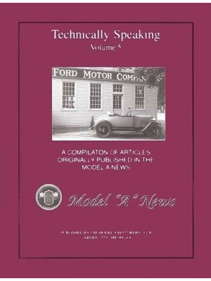 A-99030-E Technically Speaking - Volume 5- Excerpts From The MARC News Magazines