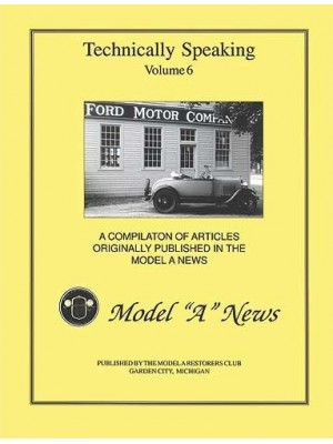 A-99030-F  Technically Speaking - Volume 6- Excerpts From The MARC News Magazines