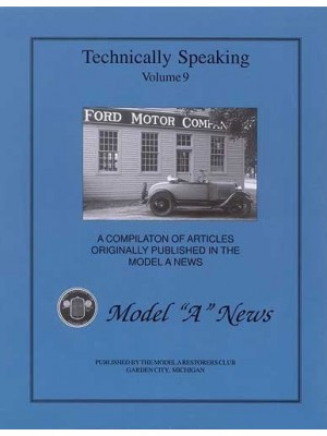 A-99030- I Technically Speaking - Volume 9- Excerpts From The MARC News Magazines