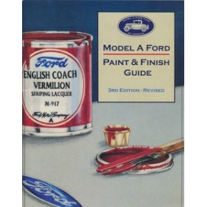 A-99034  3rd Edition Paint & Finish Guide