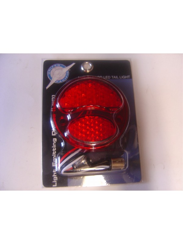 A-13417-R LED Conversion for tail lights. 12 volt ALL Red ...
