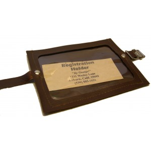 A-18810 Registration/insurance card Holder