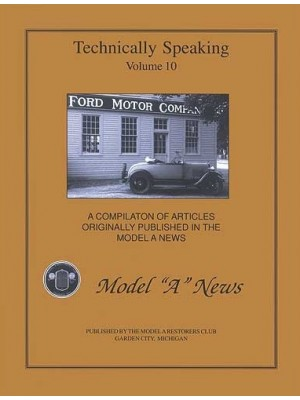 A-99030J  Technically Speaking - Volume 10- Excerpts From The MARC News Magazines