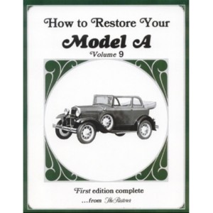 A-99018-F   How To Restore Your Model A- Volume 9