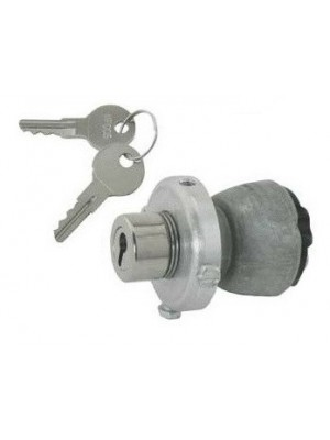 A-11575-H  Popout Look A Like Key Switch With Accessory Position