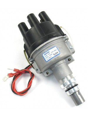 A-12098-A Petronix Complete Electronic Distributor- 6 Volt- Positive Ground