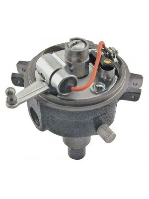 A-12102  Rebuilt Distributor With Modern Points And Condenser