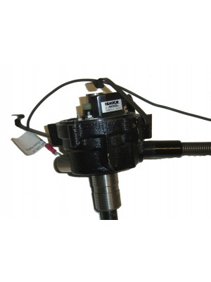 A-12102-B  Rebuilt Distributor With Electronic Ignition Installed- 6 Volt
