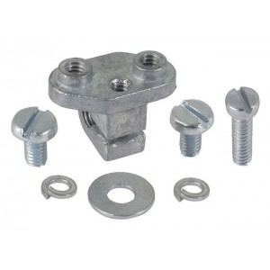 A-12160-B Machined Distributor Point Block Assembly