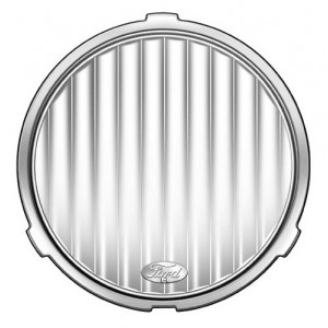 A-13060-A     1928 Headlight Lens- Fluted With Ford Script
