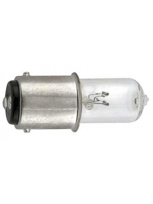 A-13007-Q6  Quartz Halogen Headlight Bulb- 6 volt- Fits In Stock Socket