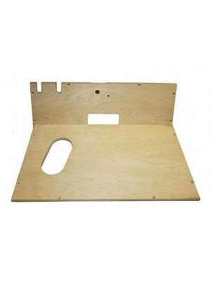 A-35130-C  Floor board Set- for all Model AA trucks and cars that have a 4 speed transmission