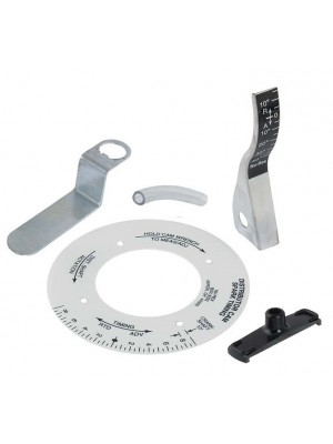 A-6257  Timing kit- to use with a timing light- 4 pieces with instructions