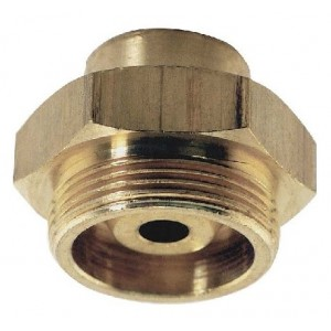A-9175  Cast Sediment Bowl Threaded Lower Plug